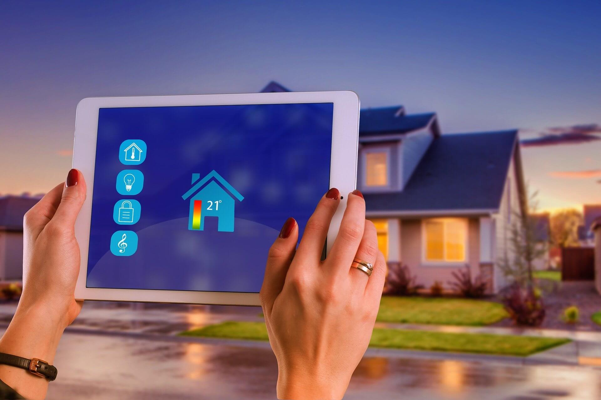 akıllı evinizin güvenliğini sağlama