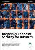 KASPERSKY ENDPOINT SECURITY FOR BUSINESS - VERİ SAYFASI