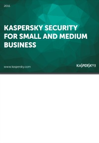 KASPERSKY SECURITY FOR BUSINESS PORTFÖYÜ